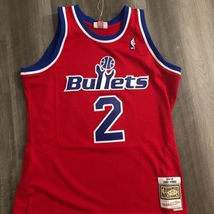 Throwback Hardwood Classics Chris Webber Jersey